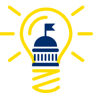 graphic for innovative ideas in government