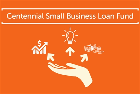 graphic for Centennial Small Business Loan Fund