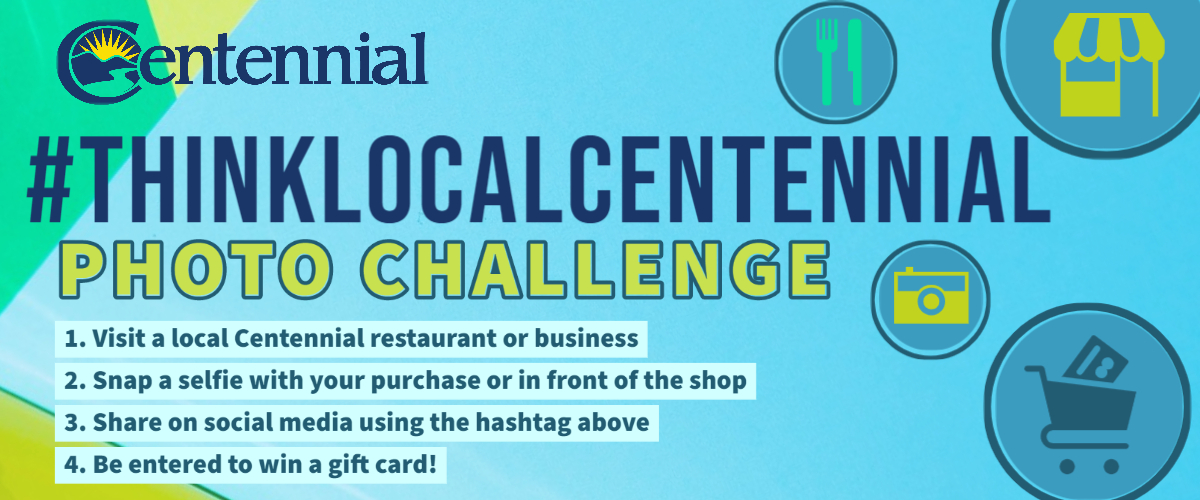 Think Local Centennial Contest - see below for details