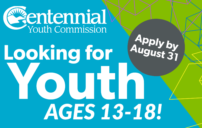 Use online form to apply for youth commission